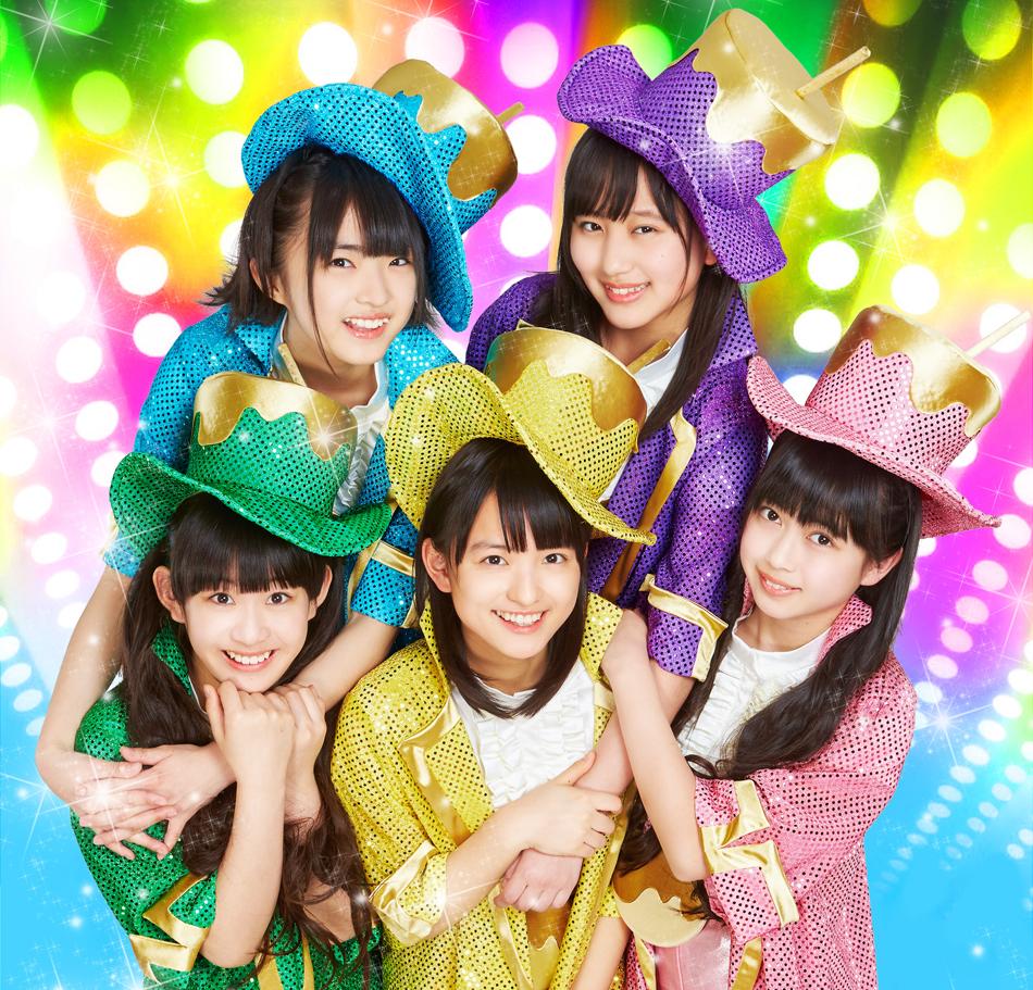 Tacoyaki Rainbow – Genki Uri no Shoujo ~Naniwa Meika Gojyussen~ (4° single)