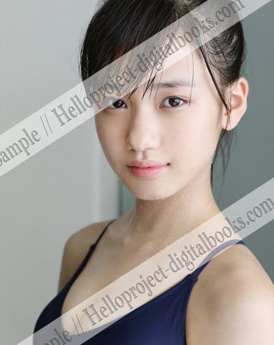 Yokoyama Reina en la galería de Hello! Project Digital Books de Enero 2020 sample 002