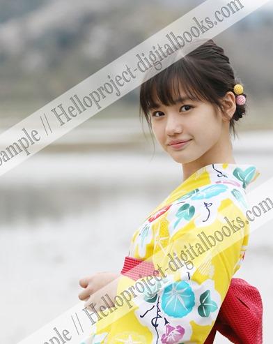 Yokoyama Reina en la galería de Hello! Project Digital Books de Enero 2020 sample 004