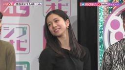 Sasaki Rikako, Inoue Rei, y Kishimoto Yumeno en ShibuObi (video) 05