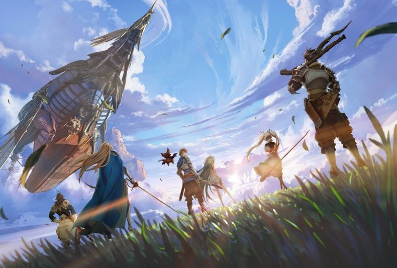 Granblue Fantasy the Animation Segunda Temporada