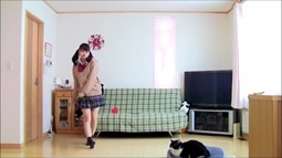 Hima - Koi wo Shiyou (dance cover) 006