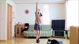 Hima - Koi wo Shiyou (dance cover) 026