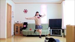 Hima - Koi wo Shiyou (dance cover) 028