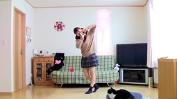 Hima - Koi wo Shiyou (dance cover) 031