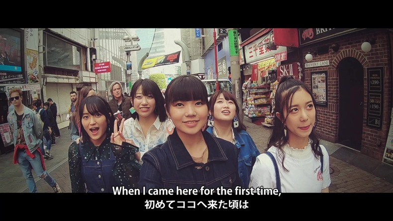Kobushi Factory - Start Line (video musical) 010
