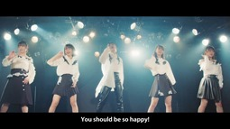 Kobushi Factory - Start Line (video musical) 021