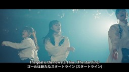 Kobushi Factory - Start Line (video musical) 055