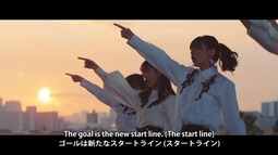 Kobushi Factory - Start Line (video musical) 058