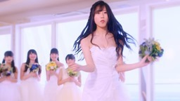Niji no Conquistador - Waiting Wedding (video musical) 026
