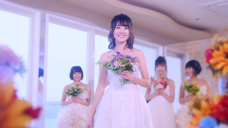 Niji no Conquistador - Waiting Wedding (video musical) 034