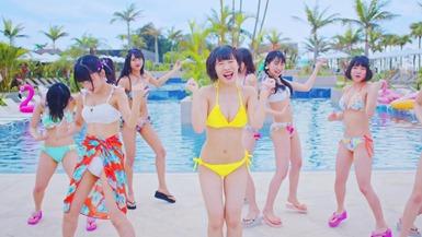 Niji no Conquistador - Summer to wa kimi to watashi nari!! (video musical) 015