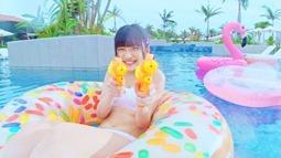 Niji no Conquistador - Summer to wa kimi to watashi nari!! (video musical) 017