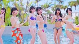 Niji no Conquistador - Summer to wa kimi to watashi nari!! (video musical) 019