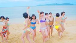 Niji no Conquistador - Summer to wa kimi to watashi nari!! (video musical) 026
