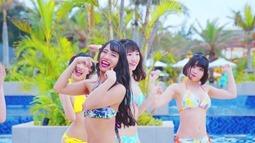 Niji no Conquistador - Summer to wa kimi to watashi nari!! (video musical) 028