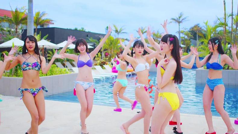 Niji no Conquistador - Summer to wa kimi to watashi nari!! (video musical) 031