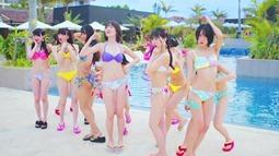 Niji no Conquistador - Summer to wa kimi to watashi nari!! (video musical) 036