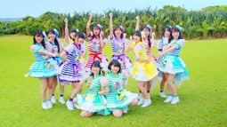 Niji no Conquistador - Summer to wa kimi to watashi nari!! (video musical) 038