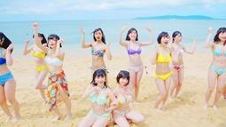 Niji no Conquistador - Summer to wa kimi to watashi nari!! (video musical) 039
