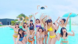 Niji no Conquistador - Summer to wa kimi to watashi nari!! (video musical) 040