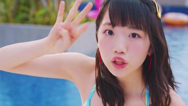 Niji no Conquistador - Summer to wa kimi to watashi nari!! (video musical) 041