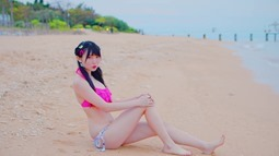Niji no Conquistador - Summer to wa kimi to watashi nari!! (video musical) 048