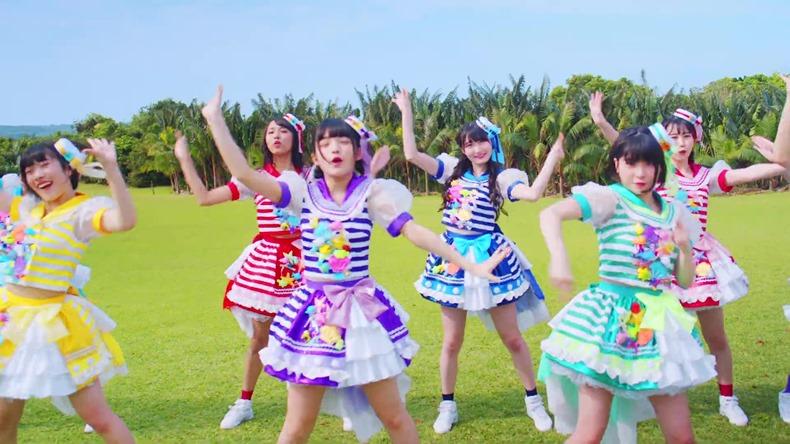 Niji no Conquistador - Summer to wa kimi to watashi nari!! (video musical) 054