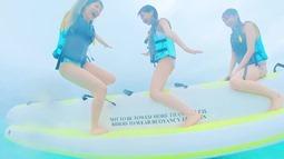 Niji no Conquistador - Summer to wa kimi to watashi nari!! (video musical) 062