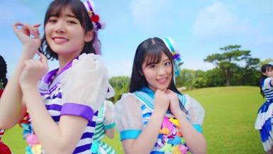 Niji no Conquistador - Summer to wa kimi to watashi nari!! (video musical) 081