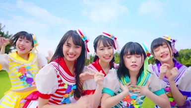 Niji no Conquistador - Summer to wa kimi to watashi nari!! (video musical) 086