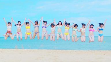Niji no Conquistador - Summer to wa kimi to watashi nari!! (video musical) 097