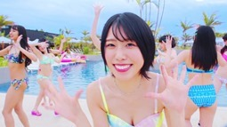 Niji no Conquistador - Summer to wa kimi to watashi nari!! (video musical) 098