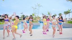Niji no Conquistador - Summer to wa kimi to watashi nari!! (video musical) 099