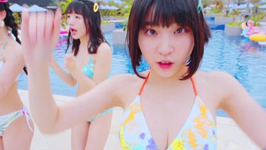 Niji no Conquistador - Summer to wa kimi to watashi nari!! (video musical) 116