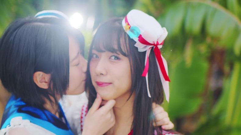 Niji no Conquistador - Summer to wa kimi to watashi nari!! (video musical) 131