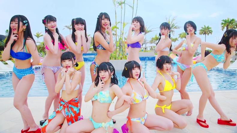 Niji no Conquistador - Summer to wa kimi to watashi nari!! (video musical) 136