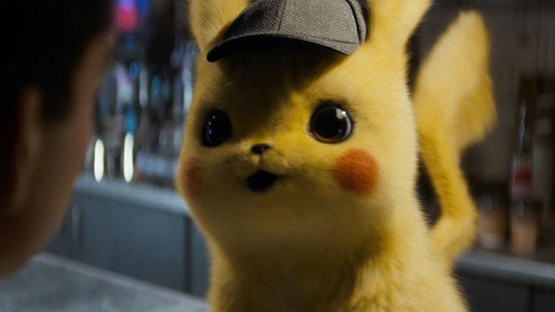 Nuevo trailer para Pokémon Detective Pikachu