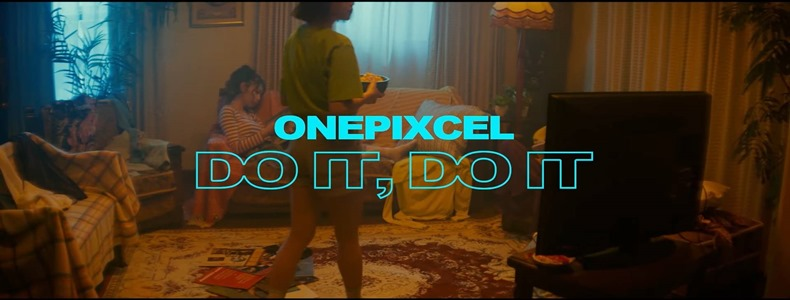 ONEPIXCEL - DO IT DO IT (video musical) 001