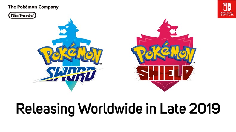 Pokémon Sword & Shield 004