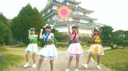RABBIT HUTCH - Kangei! Oikkou SUMMER (video musical) 017