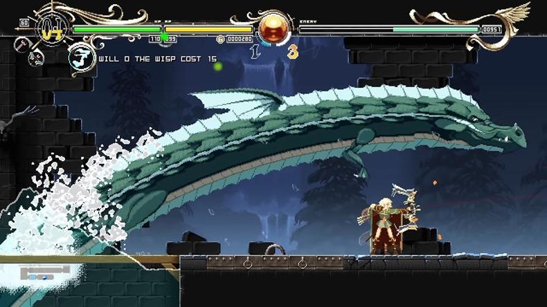 Record of Lodoss War Deedlit in Wonder Labyrinth 004