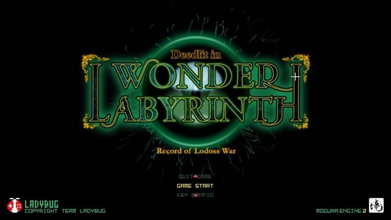 Record of Lodoss War Deedlit in Wonder Labyrinth 006