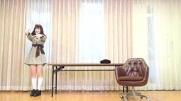 Sasaki Honoka - Chikatto Chika Chikaa (dance cover) 003