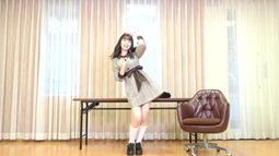 Sasaki Honoka - Chikatto Chika Chikaa (dance cover) 004