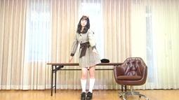 Sasaki Honoka - Chikatto Chika Chikaa (dance cover) 005