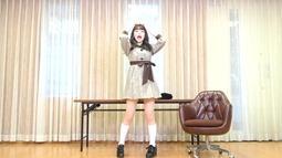 Sasaki Honoka - Chikatto Chika Chikaa (dance cover) 006
