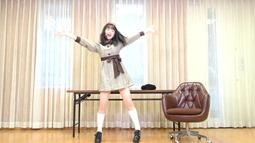 Sasaki Honoka - Chikatto Chika Chikaa (dance cover) 007