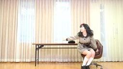 Sasaki Honoka - Chikatto Chika Chikaa (dance cover) 010