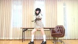 Sasaki Honoka - Chikatto Chika Chikaa (dance cover) 012
